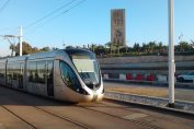 Tramway de Rabat