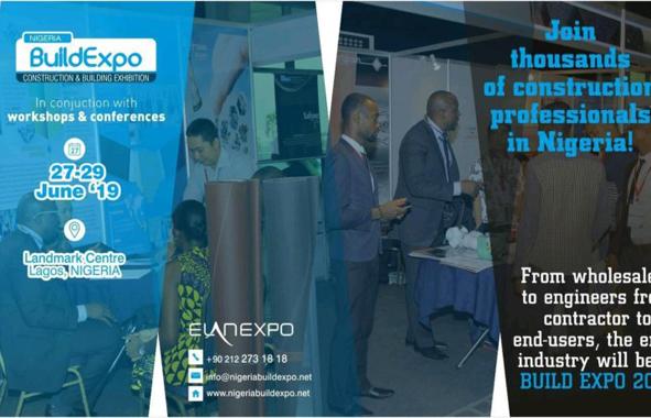 Nigéria buildexpo 2019