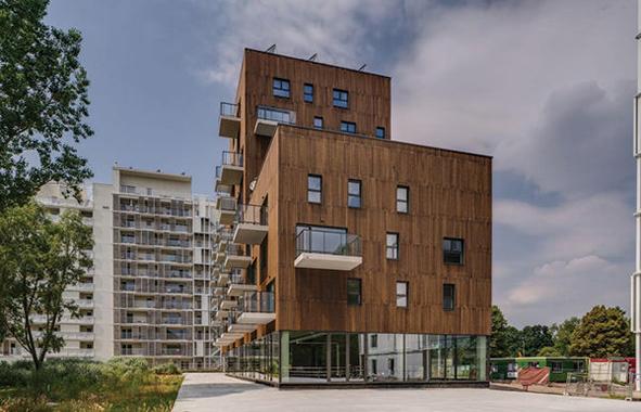 Rénovation immobilière des immeubles