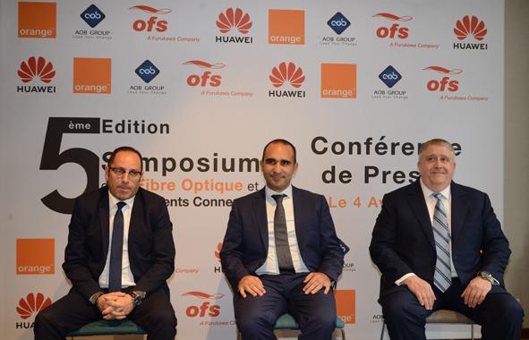 Symposium du Fibre Optique au Maroc