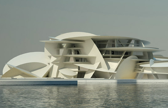 Jean Nouvel : national Qatar Meusem