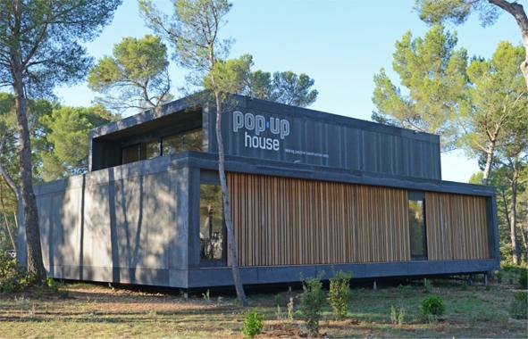 PopUp House français
