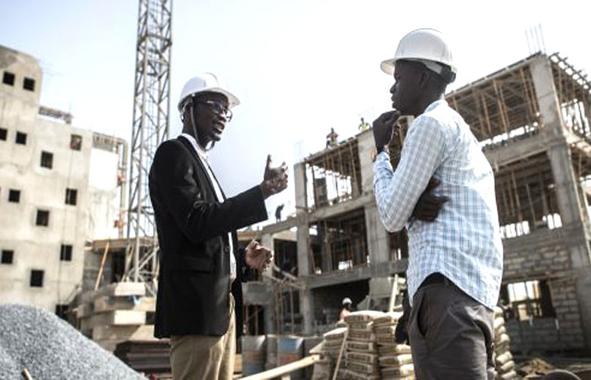 expatriation des cadres BTP en Afrique