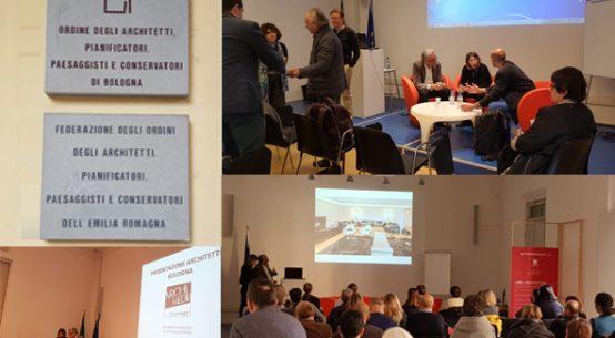 Fouad Akalay donne une conférenc à Bologne en Italie