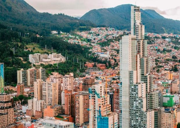 Bogotà : ville durable